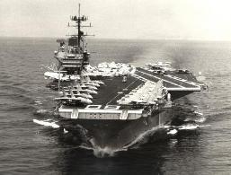 USS Saratoga (CVA 60)